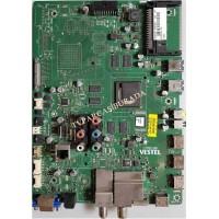 17MB100, 23297561, 23291449, Vestel 4K 48UA9300, Main Board, Ana Kart, VES480QNES-3D