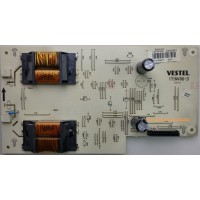 23022894, 17INV06-3, 291111, LG Display, LC420WUE-SDP1, Backlight Inverter Board, VESTEL 3D TV 42PF8011 42 LCD TV , INVERTER BOARD