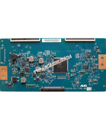 65T50-C01 CTRL BD, 5565T50C01, Philips 65PUS6121/12, T CON Board, TPT650UA-QVN06.U