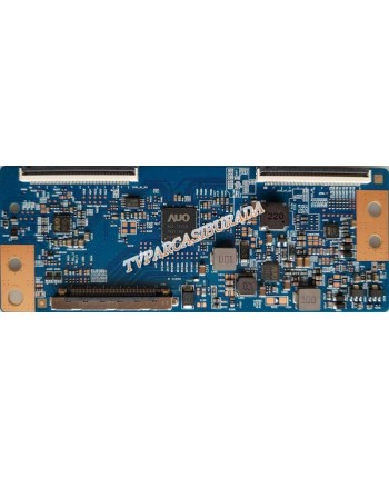 T430HVN1.0 CTRL BD, 43T01-C00, TS-5550T15C07, HI-LEVEL 50HL510, T CON Board, VES500UNDA-2D-N12