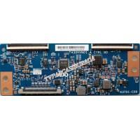 T430HVN01.A CTRL BD, 43T01-C09, 5543T01C18, SEG 43SC7600, T CON Board, VES430UNDA-2D-N13