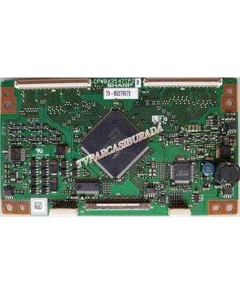 CPWBX3547TPZ, 79-B027957S, CPWBX3547TPZ B, SHARP LC-37AD5E-BK, T CON Board, K3373TP