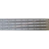 31.5 2K13 32PCS-C2, TPT315B5-HVN01 , 4 ADET LED ÇUBUK, Philips 32PFL3258K/12, Led Backligth Strip Arka Aydınlatma, Led Backligth Bar