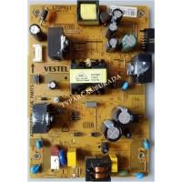 17IPS11, 23366453, Vestel 40FA5050, Power Board, Besleme, VES400UNDS-2D
